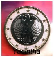 @Y@  Duitsland  /  Germany   1  Euro   2003    A      UNC - Deutschland