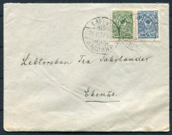 1917 Aland Cover - Aland