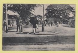 COLOMO [Ceylon - Sri Lanka] --> Une Place - Sri Lanka (Ceylon)