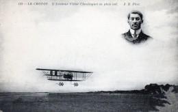 CPA 80 LE CROTOY L'AVIATEUR VICTOR CHAULIAGUET - Le Crotoy