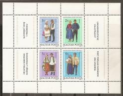 HUNGRÍA 1981 - Yvert #2772/75 - MNH ** - Hungría