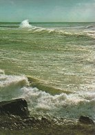 The North Sea  -  Die Nordsee  - Vesterhavet  Denmark.    # 0245 - Postcards