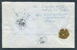 1911 Germany Altona - Sweden Skorpetorp Paskallavik Cover