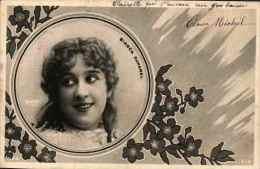 Artiste Femme 1900 Reutlinger - Bianca Duhamel (sip 810-3) - Artistes