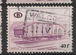 BELGIE BELGIQUE TR445 Cote 0.50€ Oblitéré Gestempeld Used - 1952-....