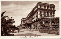 CP - PHOTO - CIVITAVECCHIA - ALBERGO DELLE TERME - 31/8/1948 -ETRURIA - Civitavecchia