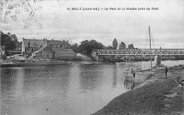 44 BESLE Le Port Et La Vilaine Près Du Pont CPA - France
