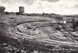 ITALY -SICILY -SIRACUSA-THEATRE GRECO - Siracusa