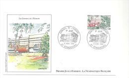 Enveloppe Premier Jour Le Conseil De L´Europe Du 13/11/1982 Timbre à 1,80 - FDC