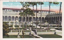 Florida Sarasota Main Court Ringling Art Museum