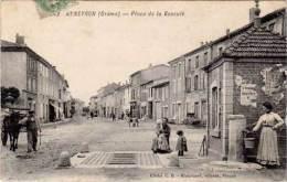 Anneyron – Place De La Bascule - France