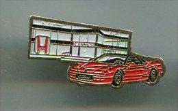 PINS AUTOMOBILES GARAGE HONDA CANNES - Honda