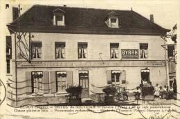 CPA (  89) GURGY  Hotel Du Souvenir - Gurgy