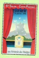 Salon De Saumur ,au Péristyle Du Théatre  1990 - Borse E Saloni Del Collezionismo