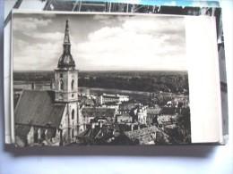 Slowakije Slowakia Bratislawa Panorama - Slowakije