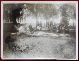 Juan Bautista Alberdi Argentina 1903 - Familia Francesa De Pau Inmigrada : Famille Larrague -  Pique Nique Picnic - Places