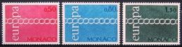MONACO            N°  863/865                NEUF**