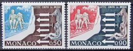 MONACO            N°  951/952             NEUF**