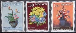 MONACO            N°  948/950             NEUF**