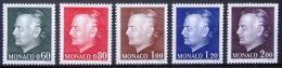 MONACO            N°  992/996            NEUF**