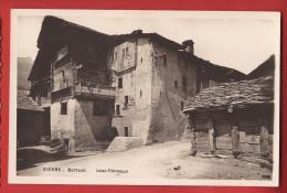 YSIER-19 Sierre,  Borzuat, Valais Pittoresque. Non Circulé. Perrochet Matile - VS Valais