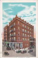 Florida Jacksonville Hotel Flagler 1936 - Jacksonville