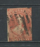 New Zealand 1862 Sc 11 Used CV  $250 - Used Stamps