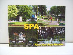 """Parc Des Sept Heures """"Spa"""" (Belgio) - Spa"""
