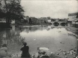 Wb20417 Civray Vienne Pont Sur La Charente - France