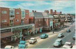 Beaconsfield: MORRIS MINOR TRAVELLER, FORD ZEPHYR & ZODIAC, AUSTIN A55, HILLMAM MINX - Station Road -England - Passenger Cars