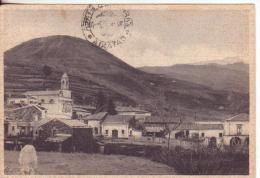 Catania-65-Fleri-Panorama-Chiesa-Vulcano Etna-Church-Etna Volcano-Eglise-volcan Etna-v.1953 - Catania