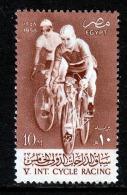 Egypt  418     **  CYCLISTS - Egypt