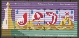 TURISMO - JERSEY 1975 - Yvert #H1 - MNH ** - Vacaciones & Turismo