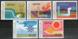 PORTUGAL:  N°1323/1327 **     - Cote 7,50€ -