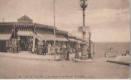 LUC SUR MER ( Les Bazars Et La Descente Du  Guilhoc ) - Luc Sur Mer