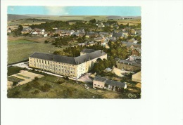 Bure Vue Aérienne Institut Marie Madeleine - Tellin