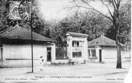 -Saigon- - Collège Chasseloup-labat - Vietnam