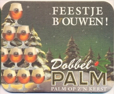 #D70-182 Viltje Palm - Beer Mats
