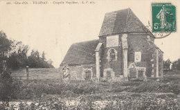 21 TILLENAY Coin Du VILLAGE  La CHAPELLE NAPOLEON  à Travers CHAMPS - France