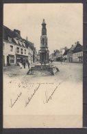 80 - Crécy - La Croix Du Bourg - Crecy En Ponthieu