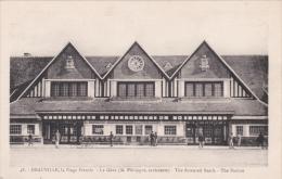 Deauville - La Plage Fleurie - La Gare [11050D14] - Deauville