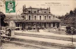 Figeac – 1721 La Gare – Vue Intérieure – Les Jardins - Figeac