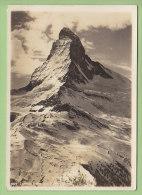 ZERMATT , Matterhorn (Cervin). 2 Scans. Edition Schnegg Fils - VS Valais