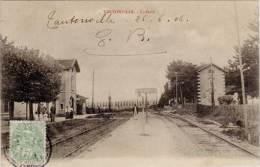 Tantonville – La Gare - France