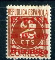 PATRIOTICAS    Durango  Nº  2A  Charnela  -056 - Emisiones Nacionalistas