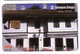 OLD CAFE  ( Serbia ) - Jugoslawien