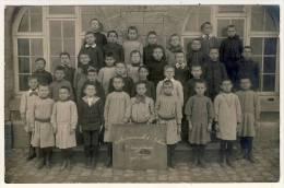 Arlon.Ecole Communale.1911-1912.Eugène Gavroy Photographe - Arlon