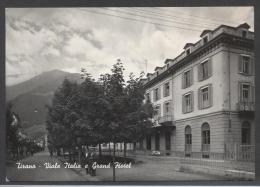 """4682-GRAND HOTEL """"TIRANO""""-TIRANO(SONDRIO)-FG - Alberghi & Ristoranti"""