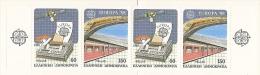 EUROPA CEPT - GRECIA 1988 - Yvert #1667 (carnet) - MNH ** - 1988