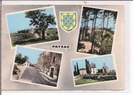 Payzac - Multivues - Autres Communes